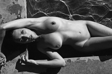 Artistic Nude Glamour Photo by Model Anoush A