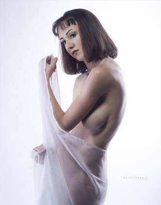 Artistic Nude Glamour Photo by Model Audrey Benoit