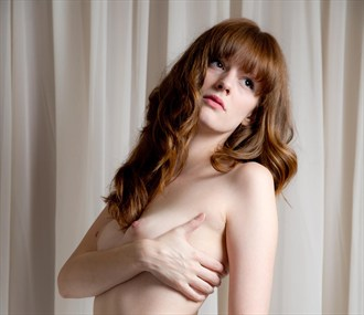 Artistic Nude Glamour Photo by Model FauneAddams