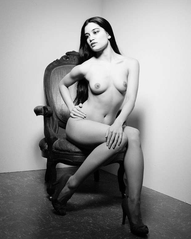 Artistic Nude Glamour Photo by Model Noela Meida