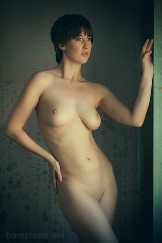 Artistic Nude Glamour Photo by Model Nymph