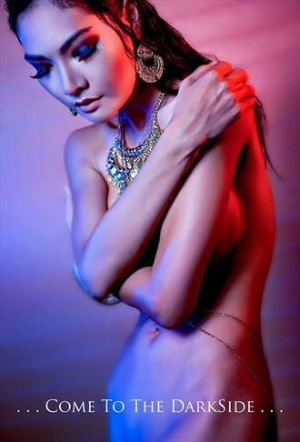 Artistic Nude Glamour Photo by Model Ploy Tigestam