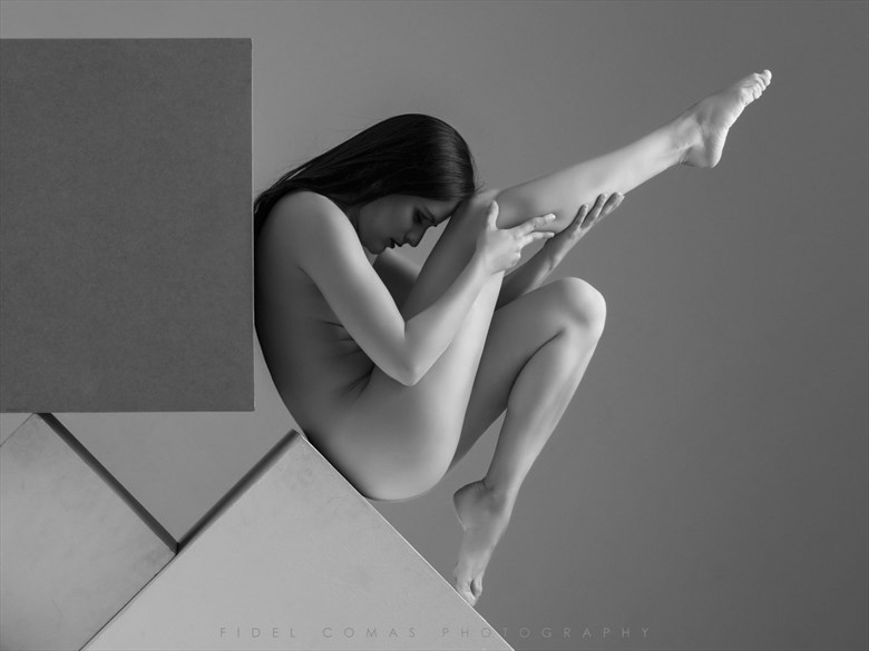 Artistic Nude Glamour Photo by Model mariasalasmodelo