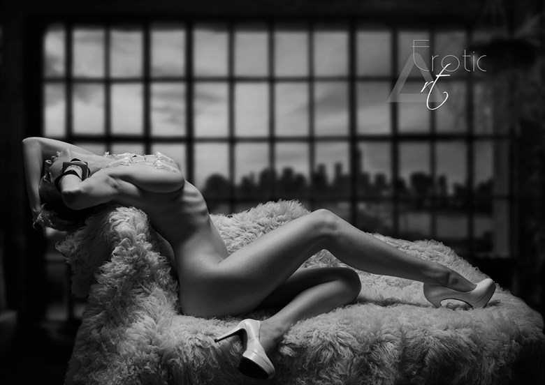 Artistic Nude Glamour Photo by Photographer ArtErotic