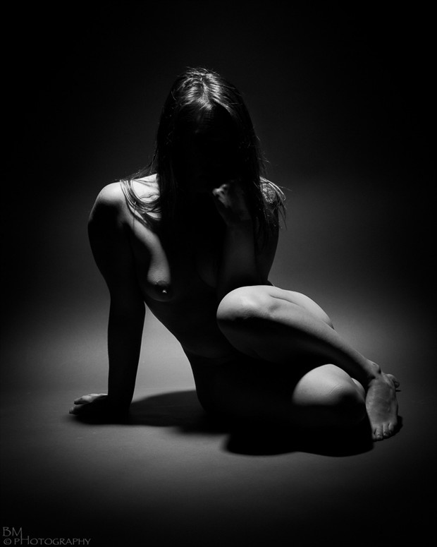 Artistic Nude Glamour Photo by Photographer BMPhotography
