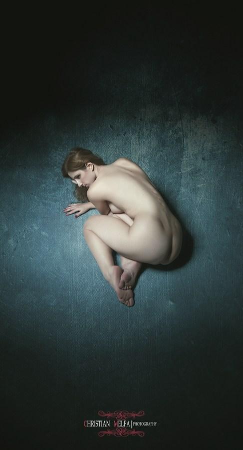 Artistic Nude Glamour Photo by Photographer Christian Melfa
