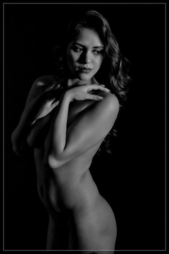 Artistic Nude Glamour Photo by Photographer Domit