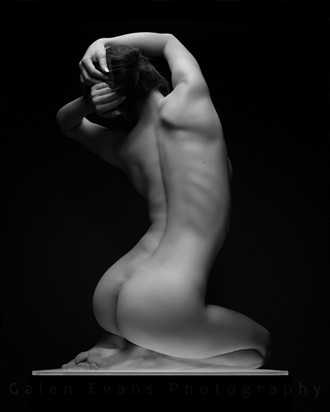 Artistic Nude Glamour Photo by Photographer Galen Evans