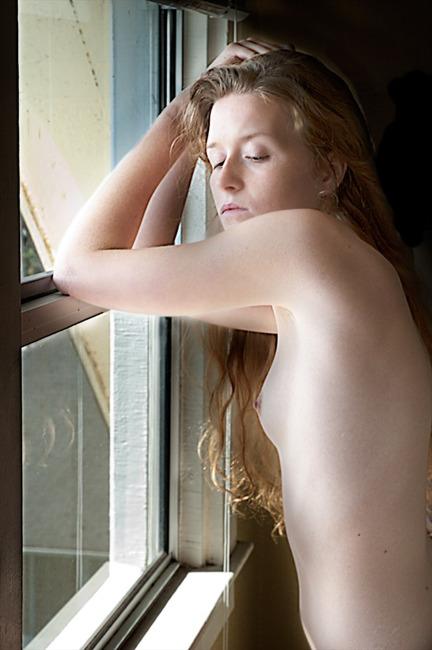 Artistic Nude Glamour Photo by Photographer Gene Newell
