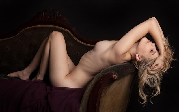 Artistic Nude Glamour Photo by Photographer John Hacht