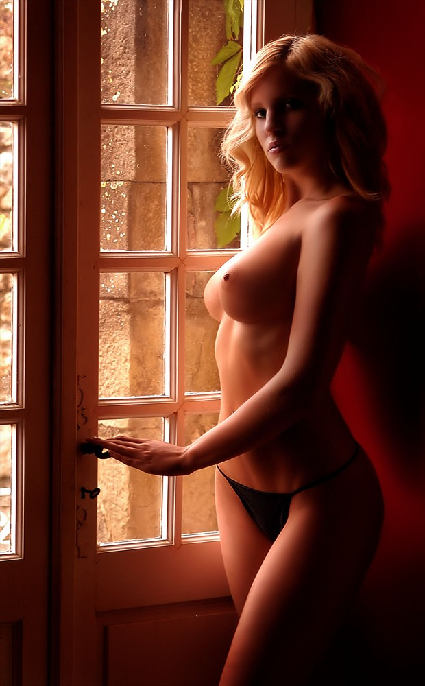 Artistic Nude Glamour Photo by Photographer Mike Jagger