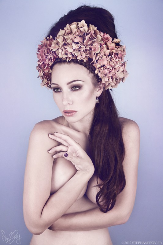 Artistic Nude Glamour Photo by Photographer Stephane Roy