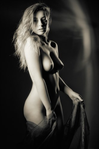 Artistic Nude Glamour Photo by Photographer Terry Slater