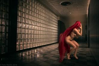 Artistic Nude Glamour Photo by Photographer felix martin