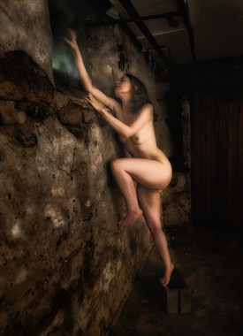 Artistic Nude Horror Photo by Model marzipanned