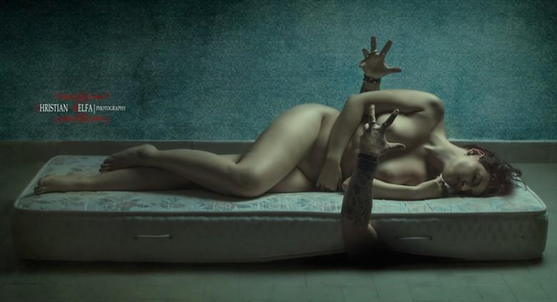 Artistic Nude Horror Photo by Photographer Christian Melfa