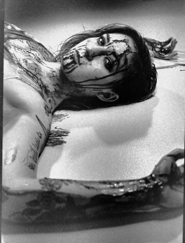 Artistic Nude Horror Photo by Photographer Josh Williams