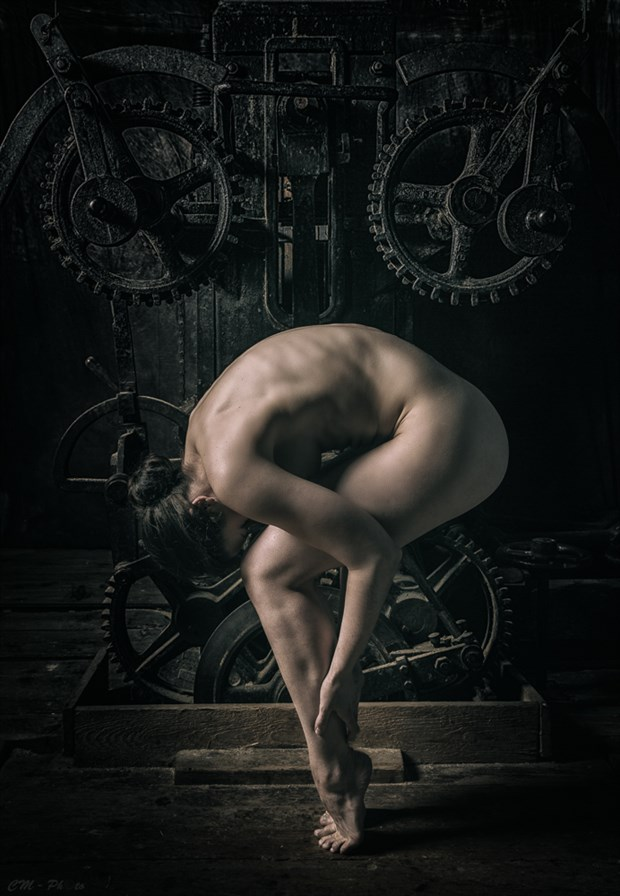 Artistic Nude Implied Nude Artwork by Photographer CM Photo