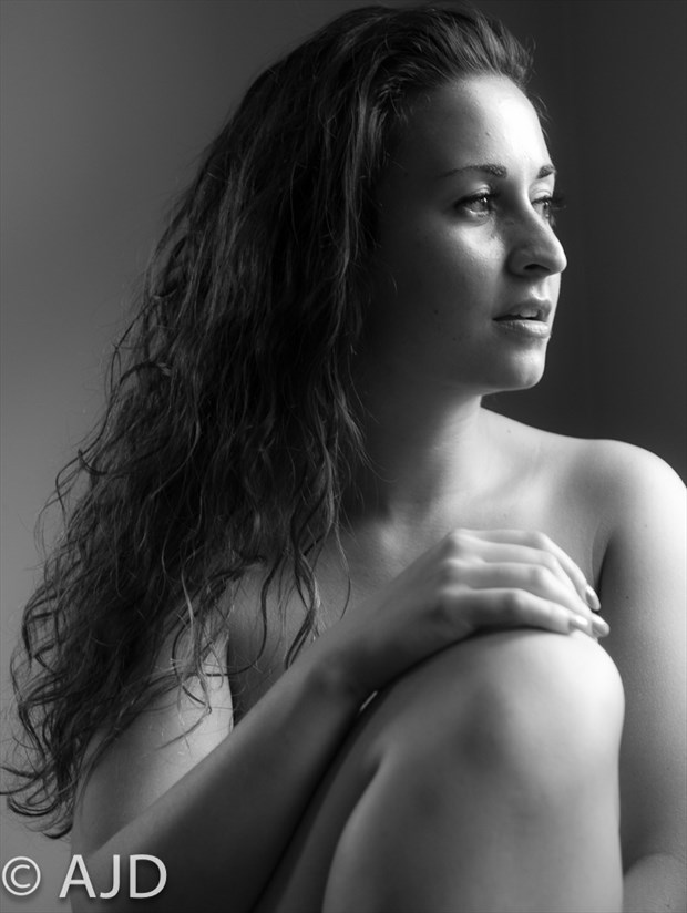 Artistic Nude Implied Nude Photo by Model Amanda M Esteves