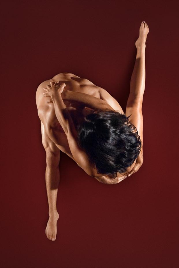 Artistic Nude Implied Nude Photo by Model AnayaVivian