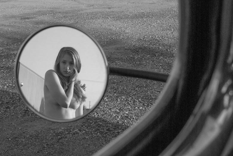 Artistic Nude Implied Nude Photo by Model Eleanor Kathryn