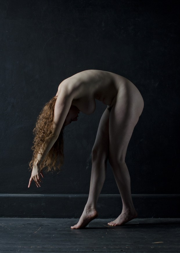 Artistic Nude Implied Nude Photo by Model Eleanor Rose