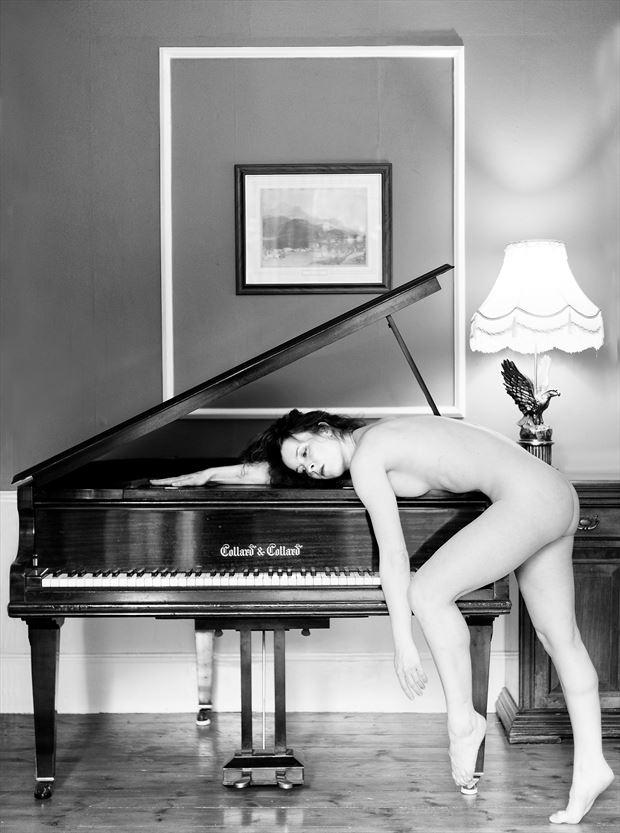 Artistic Nude Implied Nude Photo by Model Lorelai