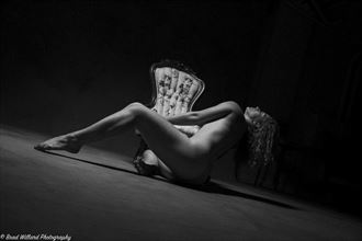 Artistic Nude Implied Nude Photo by Model Madeline Reynolds