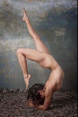 Artistic Nude Implied Nude Photo by Model Zazyl