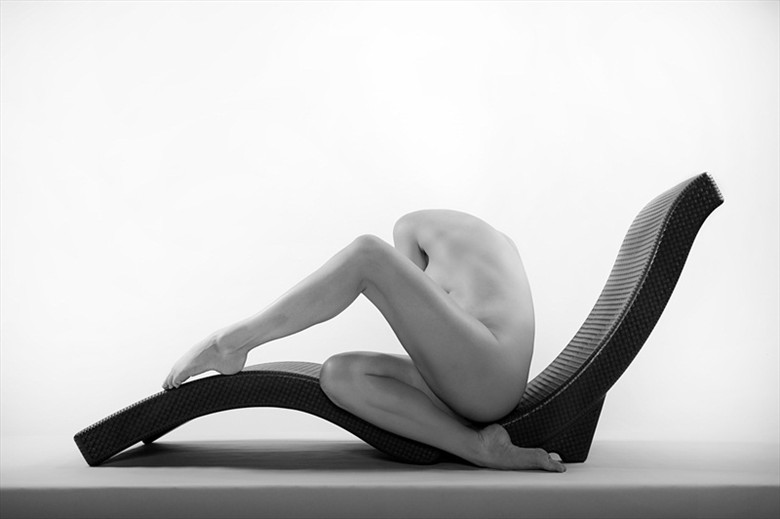 Artistic Nude Implied Nude Photo by Photographer AJ Kahn