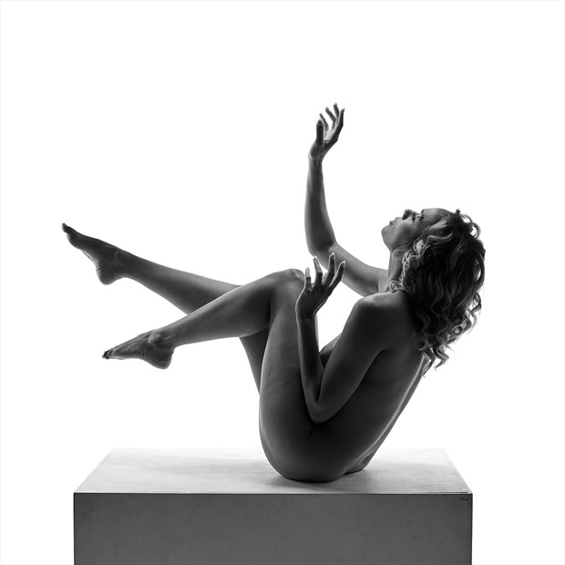 Artistic Nude Implied Nude Photo by Photographer Adrian Holmes