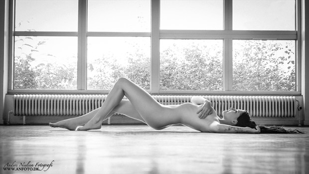 Artistic Nude Implied Nude Photo by Photographer Anders Nielsen