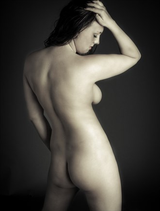 Artistic Nude Implied Nude Photo by Photographer Art of the Figure