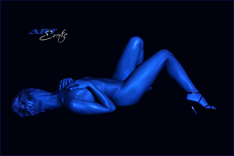 Artistic Nude Implied Nude Photo by Photographer ArtErotic