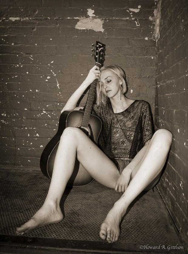 Artistic Nude Implied Nude Photo by Photographer HGitel
