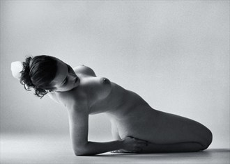 Artistic Nude Implied Nude Photo by Photographer Jeanloup