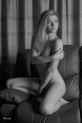 Artistic Nude Implied Nude Photo by Photographer Markg