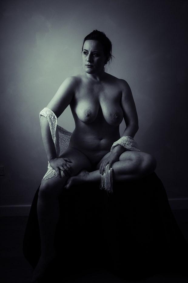 Artistic Nude Implied Nude Photo by Photographer Olaf Krackov