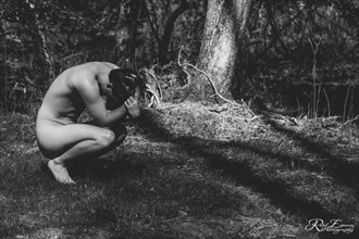 Artistic Nude Implied Nude Photo by Photographer Rebel Russ