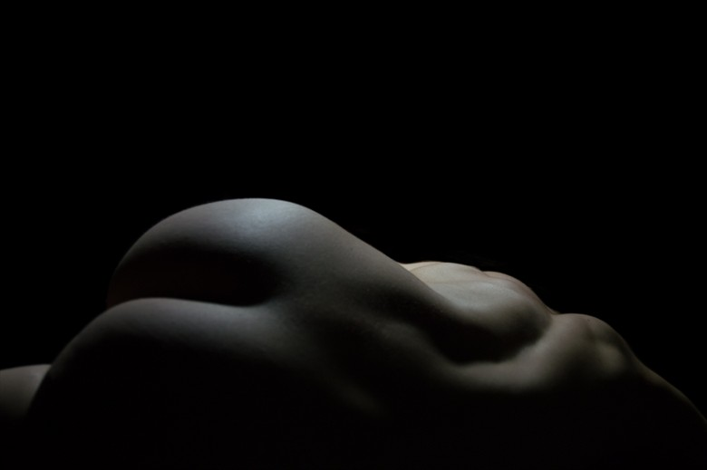 Artistic Nude Implied Nude Photo by Photographer Shattered Vortex Design