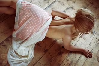 Artistic Nude Implied Nude Photo by Photographer Steve Robertson