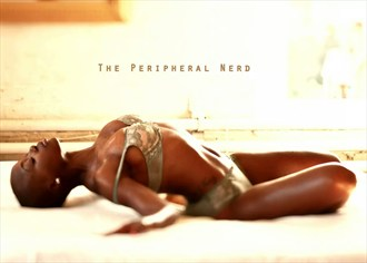 Artistic Nude Lingerie Photo by Model Nandi_Makeda