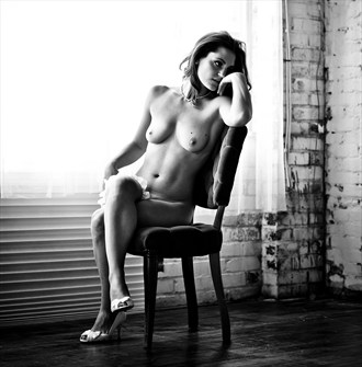 Artistic Nude Lingerie Photo by Photographer Autumnjoy