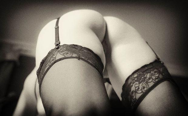 Artistic Nude Lingerie Photo by Photographer BenGunn