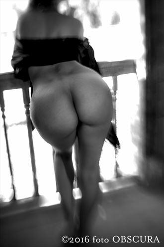 Artistic Nude Lingerie Photo by Photographer Joseph De Sciose