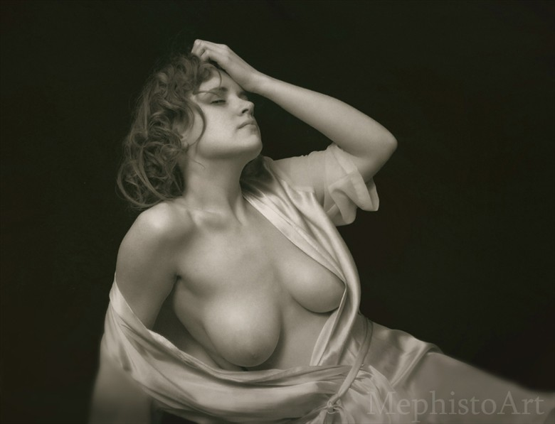 Artistic Nude Lingerie Photo by Photographer MephistoArt