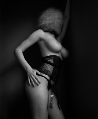 Artistic Nude Lingerie Photo by Photographer Radoslaw Pujan