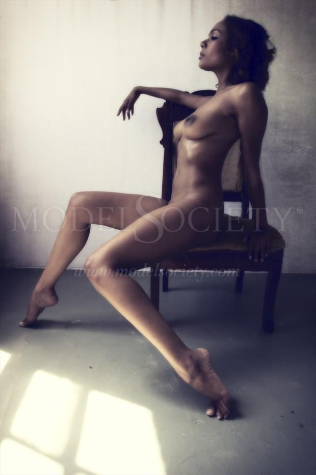 Artistic Nude Natural Light Artwork by Artist The Abandoned Dream