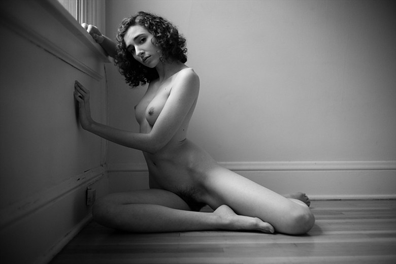Artistic Nude Natural Light Photo by Model =