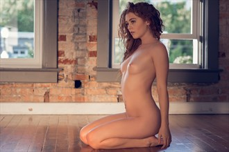 Artistic Nude Natural Light Photo by Model Allie Summers